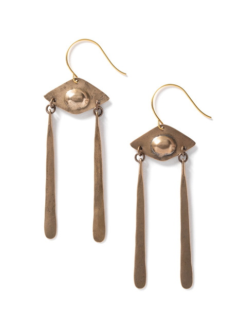 Tunisian Earrings