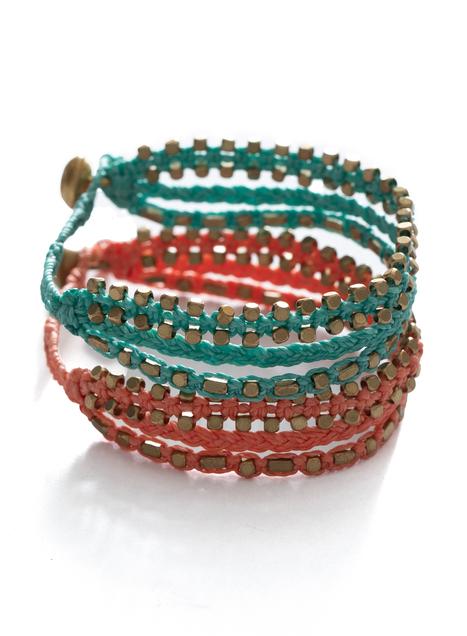 Tiana Bracelets, Set Of 2
