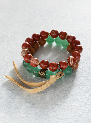Ramla Stretch Bracelets, Set Of 2