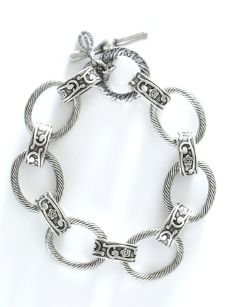 Silverado Links Bracelet