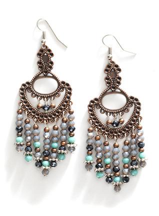 Blue Nile Filigree Earrings