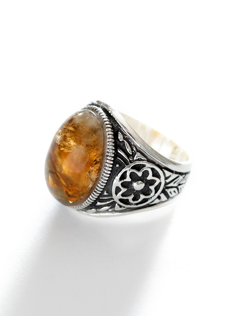 Inti Filigree Cocktail Ring