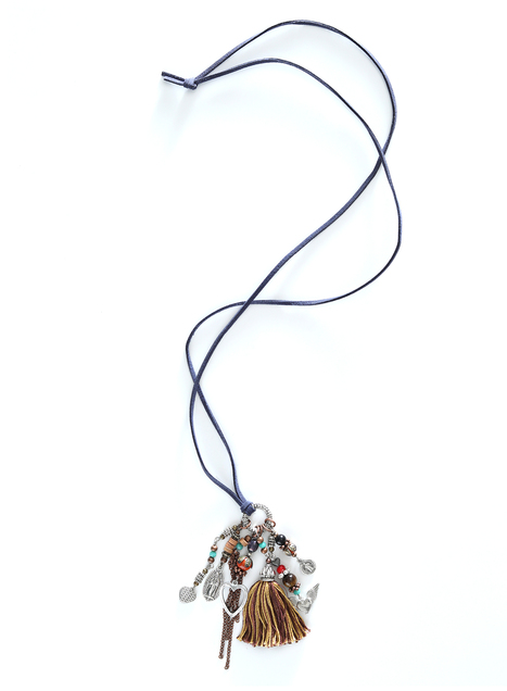 Milagro Charms Necklace