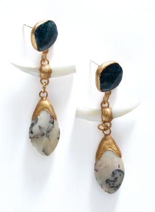 Paleolithic Earrings