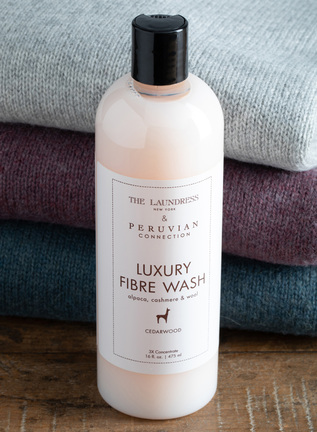 Luxury Fibre Wash, 16 oz.