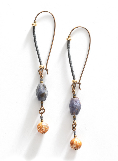 Sorano Earrings