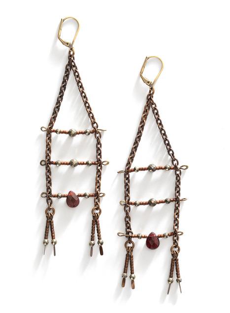 Jacob's Ladder Earrings