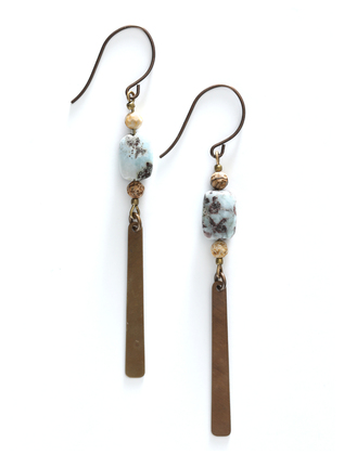 Tidal River Earrings