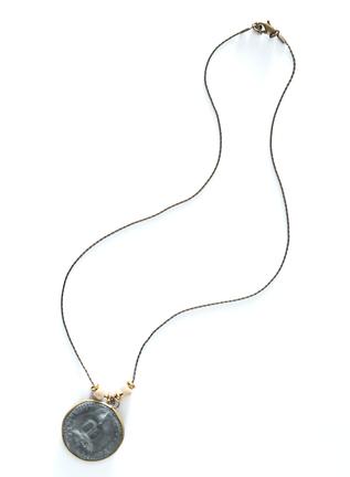 Peaceful Buddha Necklace