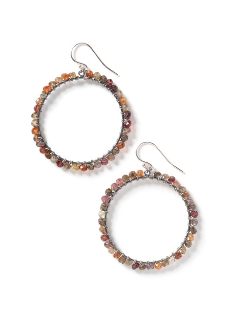 Xanadu Hoop Earrings