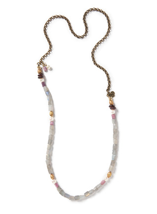 Shoreline Beads Necklace