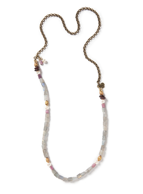 Shoreline Beads Necklace