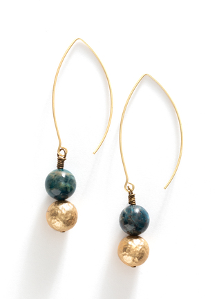 Double-Dip Earrings