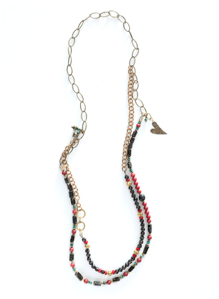 Ravenna Double Strand Necklace