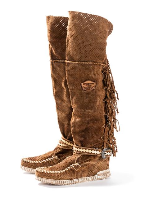 Suede Winona Boots