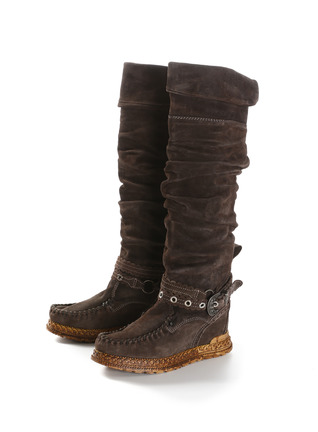 Dakota Moccasin Boots