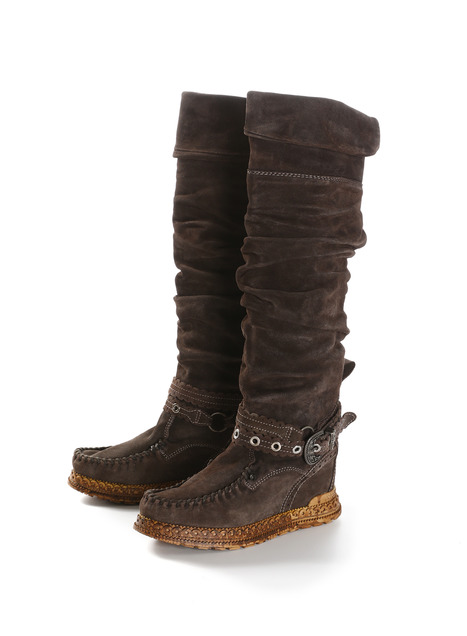 Dakota Moccasin Boots