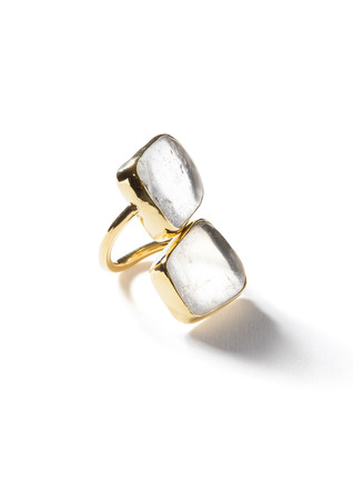 Gemini Cocktail Ring