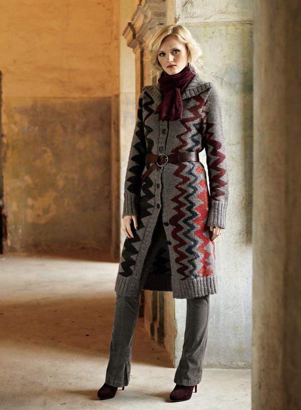 Persian Sweater Coat