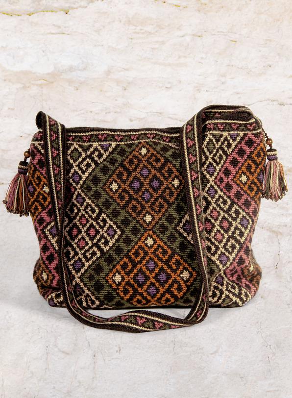 Caspian Textile Bag