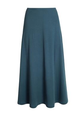 Our bestselling skirt is sewn of velvety pima interlock.