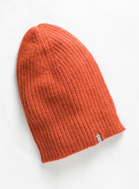 A classic piece the baby alpaca hat is a cozy addition to any winter outfit.