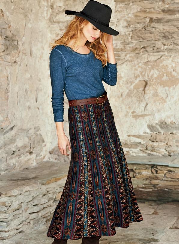 Mindanao Pima Cotton Skirt