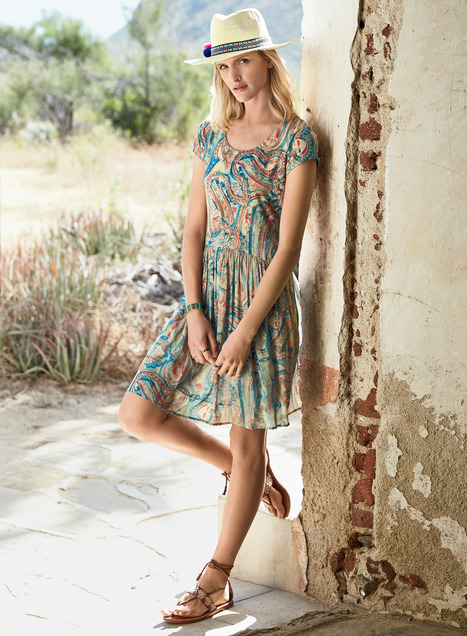 Sweetwater Dress - Peruvian Connection