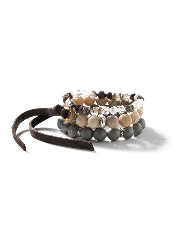 Nubia Bracelets, Set Of 3