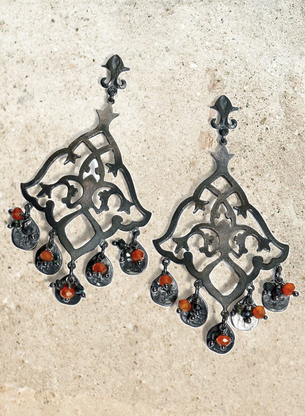 Moorish Chandelier Earrings